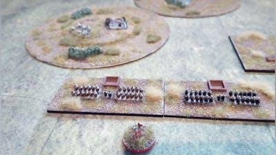 Showcase Thirty Years War Spanish 2mm Army