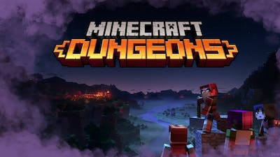 The NEW Minecraft dungeons game!  //  Mystery Fridays