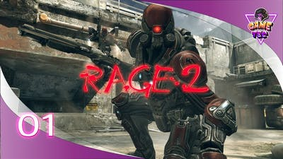 Rage 2 DELUXE EDITION gamplay 1080p60fps PART 1