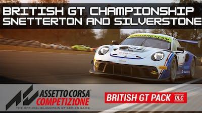 Brand New Assetto Corsa Competizione British GT Season | Round Two & Three