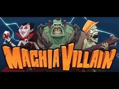 """Machiavillain #1 """"i don`t have anything for this video"""""""