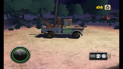 Cars Superdrive Ghosting Mater!