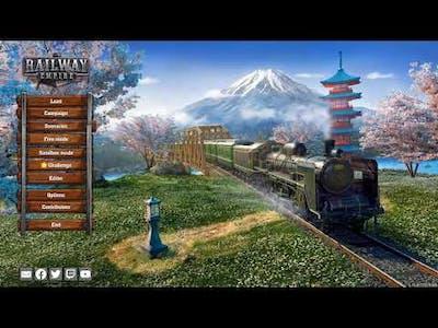 Railway Empire Japan Building Tokyo Empire Mission 1 Part 1 Transport 40 Passanger