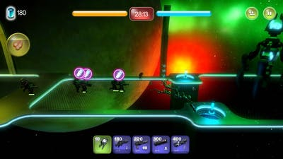 Alien Hallway - Walkthrough - Planet 3 - Mission 7 (Final step!)