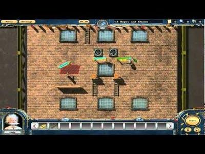 Crazy Machines 2 Complete gameplay