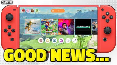 Nintendo Switch MORE GOOD NEWS Just Dropped...