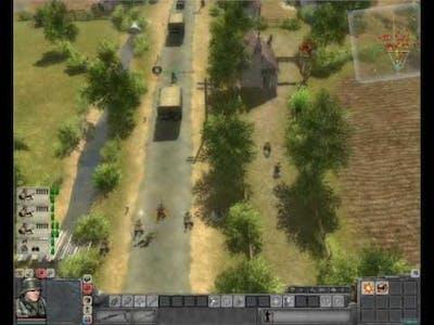 Men of War Gameplay Movie 01 part1