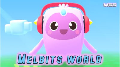 Melbits World | puzzle game (iOS Android games)