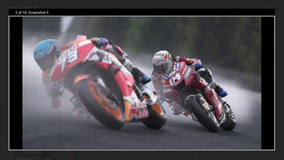 MotoGP 20 - When Will I Be Starting The Game?