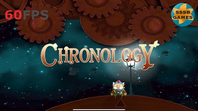 Chronology Deluxe Edition: Part 1 Complete , iOS/Android GamePlay By (Bedtime Digital Games)