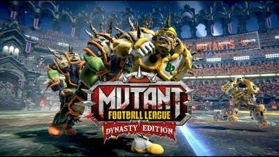Mutant Football League - Dynasty Edition INTEL HD 520