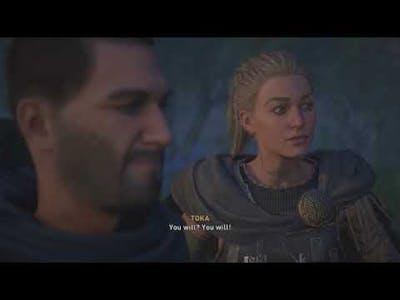 Assassin's Creed Valhalla: The Siege of Paris DLC gameplay