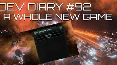 Stellaris - Dev Diary 92 - FTL Rework, Basically a whole new game