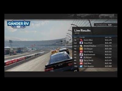NASCAR Heat 4 funny moment w jettajeff