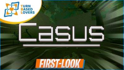 Casus   Old-School Dungeon Crawler   Gameplay First Look