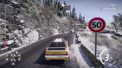 WRC 9 FIA World Rally Championship 2020 { PC 4K } Audi historic race