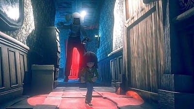 Little Nightmares Inspired 2d Horror Platformer! Obusite FULL Game Walkthrough