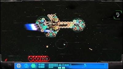 Space Run Bloody Swarm mission 5 Stars