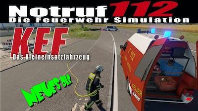 Notruf112 Die Feuerwehr Simulation  +++KEF vorstellung+++