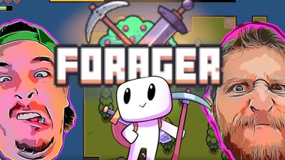 What Is This Game Asking Us To Do - Forager Nuclear