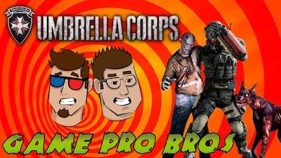 Umbrella Corps: Zombie Jam and Toast - Game Pro Bros
