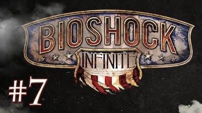 Let's Play BioShock Infinite w/ ItsTehShadow [HARD] #7 | Where's My Gun!