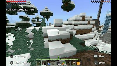 Minecraft survival mode #19 finding soul sand part 2
