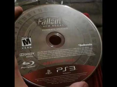 Fallout New Vegas ultimate edition (Un-boxing)