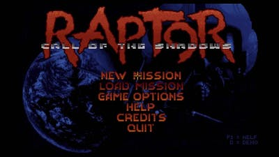 GamePlay - Raptor: Call of Shadows - 2015 Edition - Parte 2