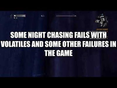 Dying Light| Nightmare mode| Night chasing fails