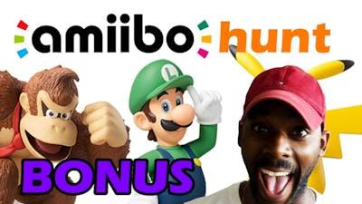 AMIIBO HUNT Bonus Round (Eng)