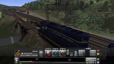 Train Simulator: B&O Kingwood Branch - Tunnelton to Howesville - Scenario 1