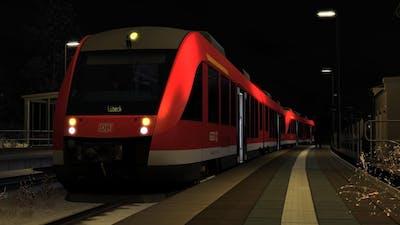 LET´S PLAY [TS 2020] Mit dem 648 auf Kiel-Lübeck / Failplay!
