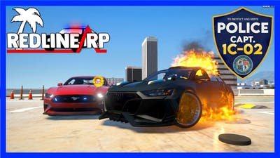 GTA 5 Roleplay - Redline - The Ferr'Audi Monster Build Is Quick !  #134