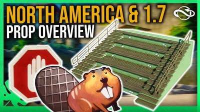 PROP OVERVIEW - North America Animal Pack & 1.7 Update!