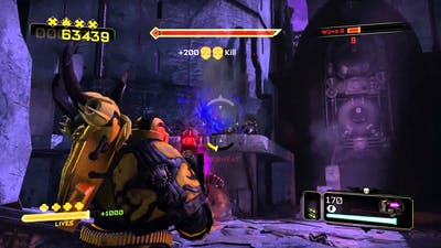 ★ Chaos Unleashed DLC Ownage Gameplay HD ★ Space Marine