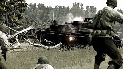 Ambush in Western front : A COH Machinima