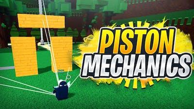 2 Great Piston Mechanics!!! - Build a Boat For Treasure ROBLOX
