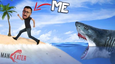 ESCAPE THE HUNGRY SHARK | Maneater #3
