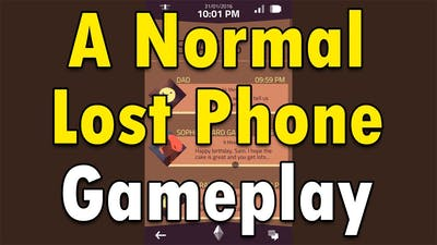 A Normal Lost Phone Gameplay