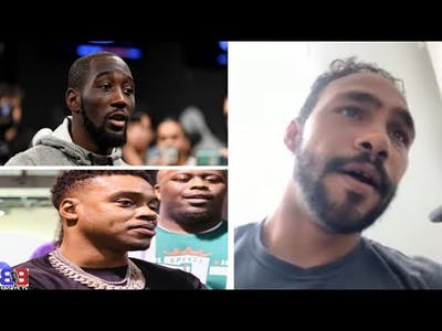 SAVAG£: 😳 ERROL SPENCE STOP BEING SALTY & FIGHT ME ! I'M BIGGEST FIGHT FOR CRAWFORD SAYS THURMAN
