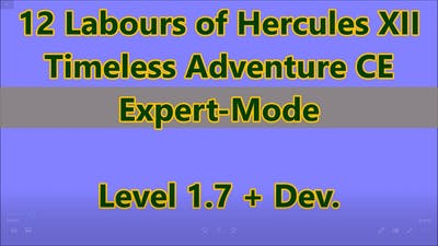 12 Labours of Hercules XII: Timeless Adventure CE Level 1.7
