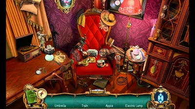 Crystals of Time Walkthrough Part 9 Cheap Hidden Object / Puzzle Gameplay