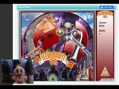 Let's Play Illuminati Pinball #1