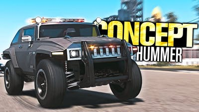 The Crew 2 - NEW Hummer HX Concept Enforcer UNLOCKED!