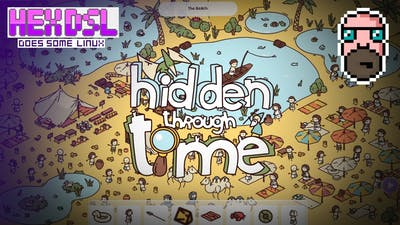 Hidden Through Time - Its a find it game folks