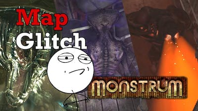 How To LEAVE THE MAP in Monstrum