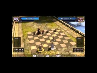 Battle vs. Chess (2011) крутяк