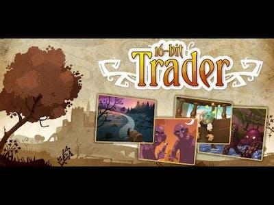 16bit Trader - Gameplay