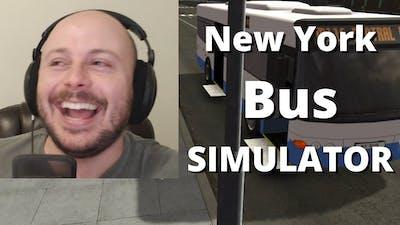 Playing Bad Games Ep ??? - New York Bus Simulator